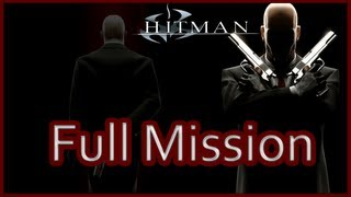 Hitman Blood Money Walkthrough - Full Mission - Till Death Do Us Part