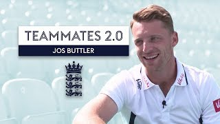 Why is Joe Root always oversleeping? | Jos Buttler | England Cricket Teammates
