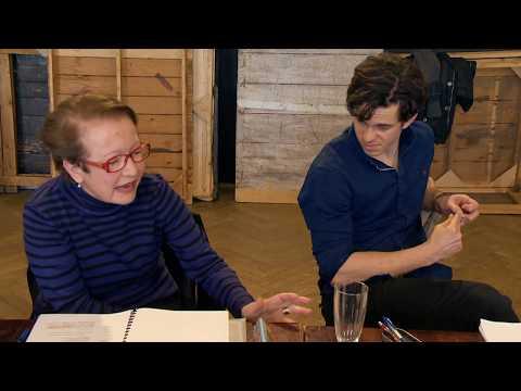 Video k novince: HANA MACIUCHOVÁ ZKOUŠÍ ROLI MAUDE