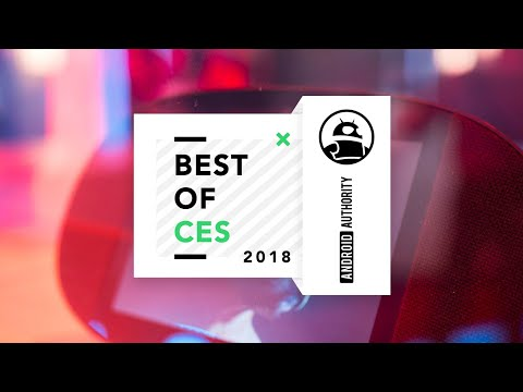 Our Best of CES 2018 (видео)