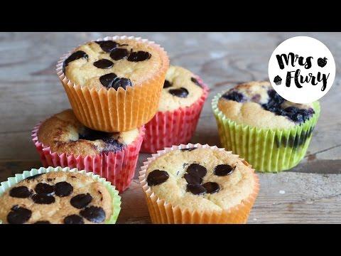 Low Carb Muffins in nur 30 Minuten! ohne Zucker, ohne Mehl backen