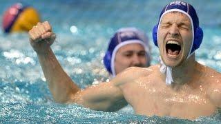 Итоги международного турнира по водному поло. Лучшие голы (KAZAN 2015 TV)