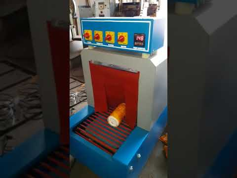Shrink Tunnel Model Machines