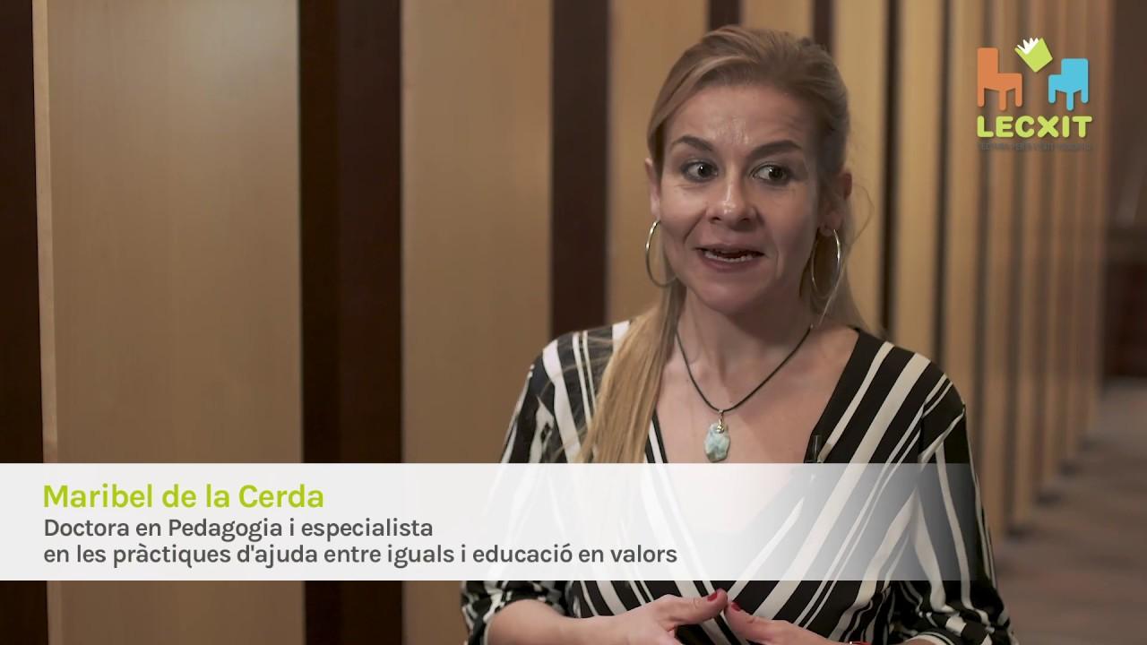 Entrevista a Maribel de la Cerda - Jornada LECXIT