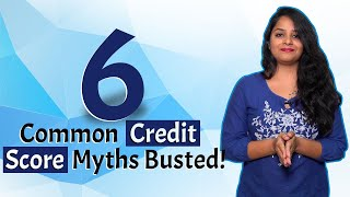 6 CREDIT CARD MYTHS BUSTED! In Tamil