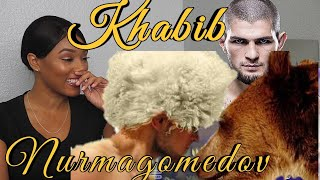New MMA Sports Fan Reacts to 10 Things About Khabib Nurmagomedov