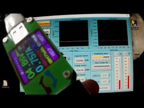 Tester USB UM24C