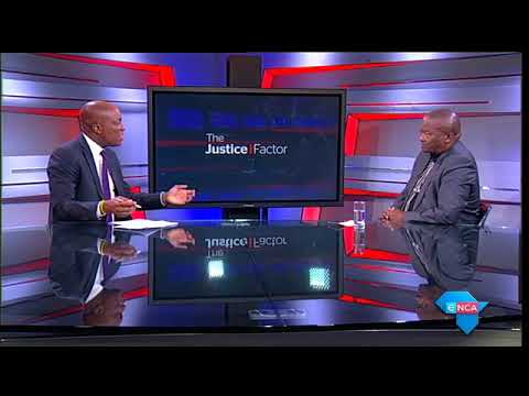 Justice Factor Justice Malala is in conversation with Bantu Holomisa Part 2