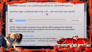 IOS 6 Jailbreak Tutorial ( NL Dutch )