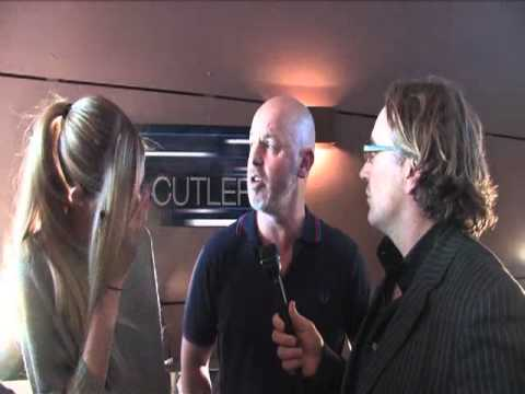 Cutler Redken howto and Style, You know! Leon Gorman