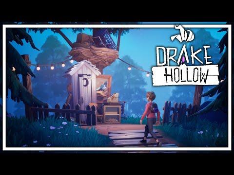 Gameplay de Drake Hollow