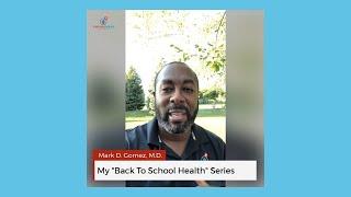 "My ""Back To School Health"" Series"