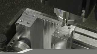 DATRON Pneumatic Vertical Clamping System for CNC Machining
