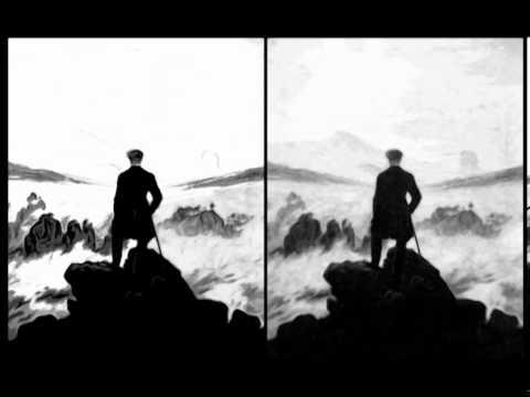 Wanderer above the Sea of Fog * Caspar David Friedrich (Video Art)