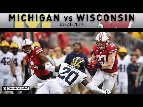 Michigan vs. Wisconsin Highlights: No. 13 Badgers dominate, make Big Ten statement | CBS Sports HQ
