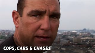 Vinnie Jones is on duty with world's toughest cops! |  Baltimore | CCC