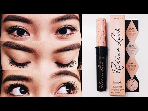 First Impression: Benefit Roller Lash Mascara Review | KJFAdaily