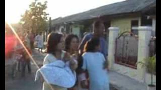 Scary Padang Indonesia Earthquake Sept 2007