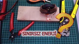 ELEKTRİK FATURASINA SON:=) |  SONSUZ ENERJİ VAR MI? | Free Energy Generator Magnet
