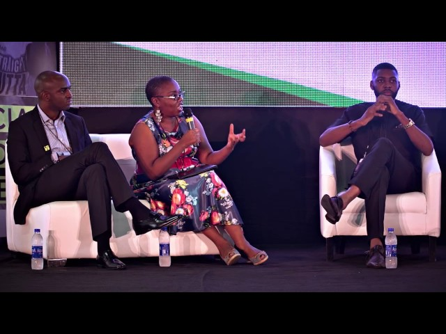 PIND Government and Citizen Communicating the 2st Century Way at the Social Media Week Lagos 2017