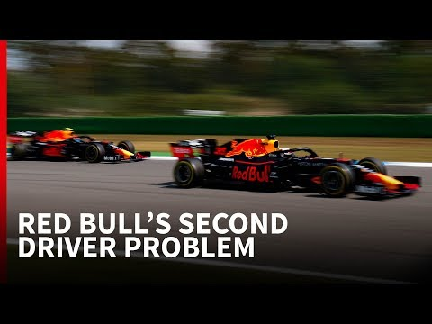 How Verstappen has depleted Red Bull's F1 driver pool