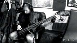 "Dream Theater - ""Caught In A Web"" (Bass Cover)"