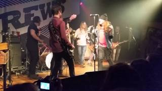 The Trews and The Glorious Sons at the Ale House
