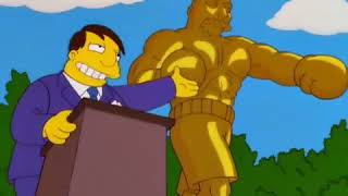 Os Simpsons – De Boca Bem Fechada Clip2