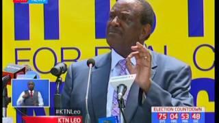Joe Nyaga atangaza nia ya kuwania urais katika uchaguzi mkuu wa Agosti nane