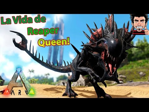 Download Ark Survival Evolved Aberration Reaper Queen Video 3GP Mp4