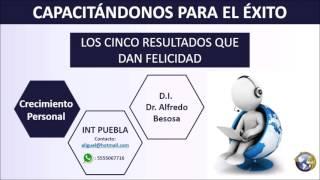 Los Cinco Resultados Que Dan Felicidad - D. I. Dr. Alfredo Besosa