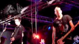 Anti-Flag - When all the lights go out. Live @ St.Petersburg, Russia