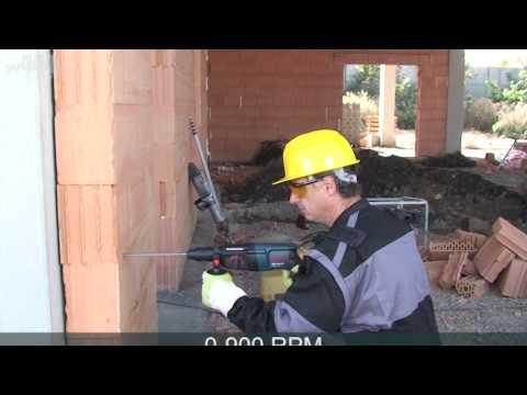 Bosch GBH 2-26 DFR Hammer Drill - w444w ENG