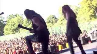 Epica - The Second Stone | Live at Hellfest 2015