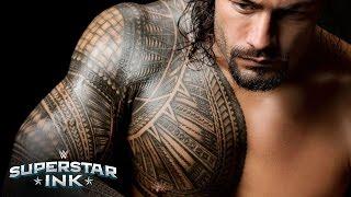 Roman Reigns Erklärt Die Bedeutung Seines Tribal-Tattoos – Teil 1: Superstar Ink