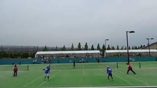 ねんりんピック秋田2017ソフトテニス鹿児島県vs栃木県