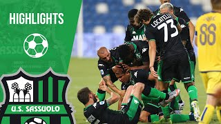 Sassuolo-Hellas Verona 3-3, highlights