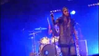 Angel Haze - A Tribe Called Red @ Flow Festival 2013