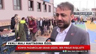 Konya'da 4 bin öğrenciye meyve dağıtıldı