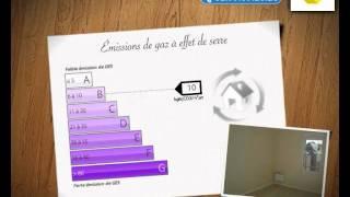 preview picture of video 'Appartement F3 à vendre, Montfort Sur Meu (35)'
