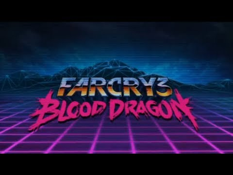 Whatever It Is, Far Cry 3: Blood Dragon Is Looking More And More Bizarre