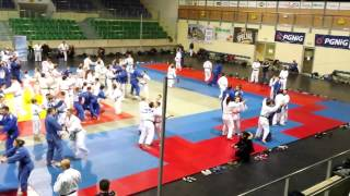 preview picture of video 'Judo Camp Elblag 2015r'