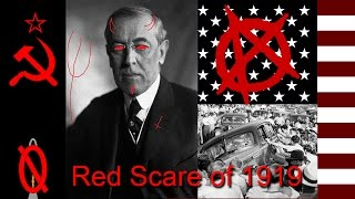 The 1919 Red Scare - The Craziest Year In American History