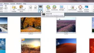 SoftLINK Tutorial - Grab Trainees' Attention By Blanking Screens