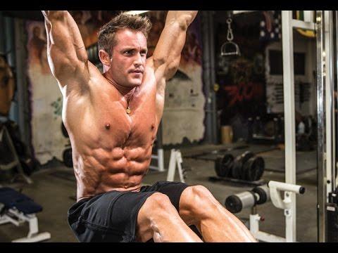 Les muscles pectoraux ensemble