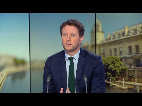 """Clément Beaune : """"C'est une grave rupture de confiance avec l'Australie"""" • FRANCE 24"""