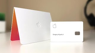 Apple Card: Unboxing & Review