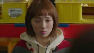[Weightlifting Fairy Kim Bok Ju] 역도요정 김복주 ep.11Joo-hyuk, Kiss, saying that like it. 20161221