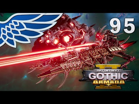 BATTLEFLEET GOTHIC ARMADA 2 | Eldar-Be-Gone Part 95 - Imperial Campaign BFGA2 Let's Play Gameplay