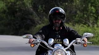 Yussef on the road | Bikers & Cigars | Cozumel Lifestyle | Motos y cigarros